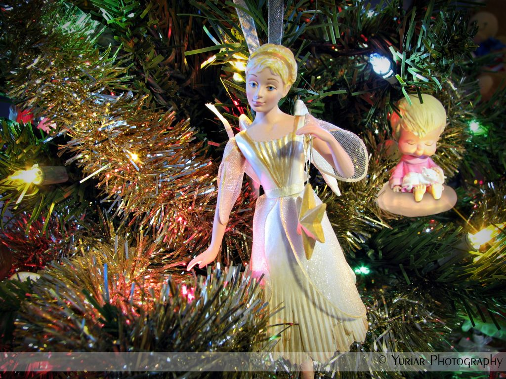 Another Angel Ornament