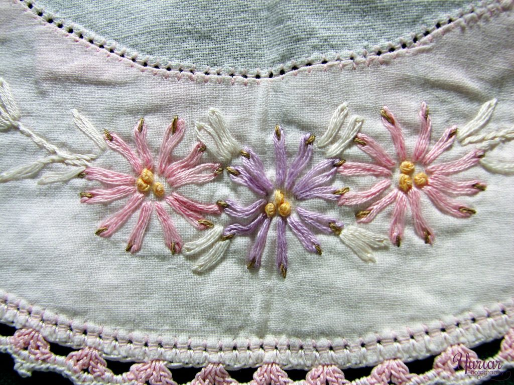 Great Grandma Edna's Embroidery