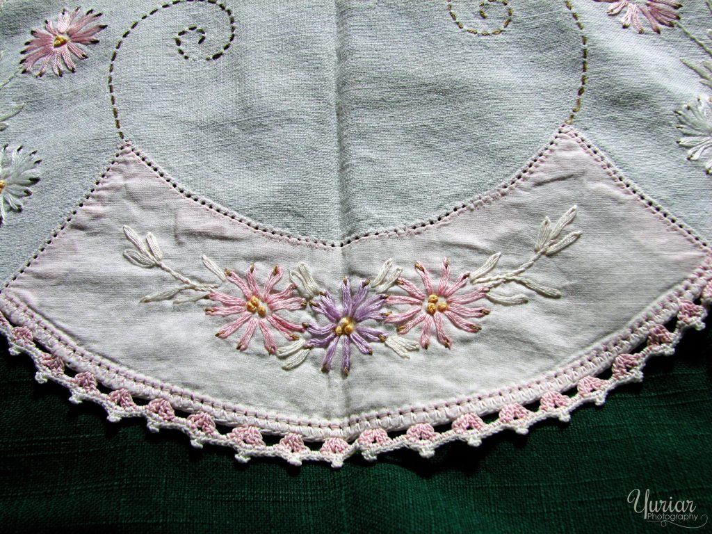 Great Grandma Edna's Embroidery