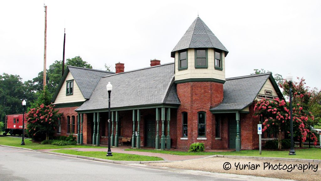 Historical Train Station