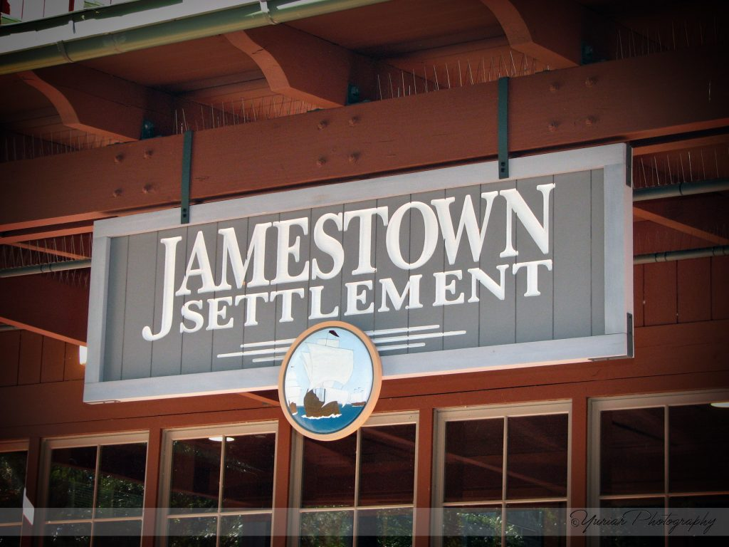 Jamestown Fieldtrip
