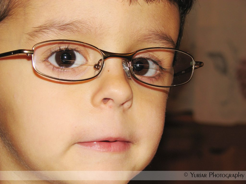New glasses: pair 2