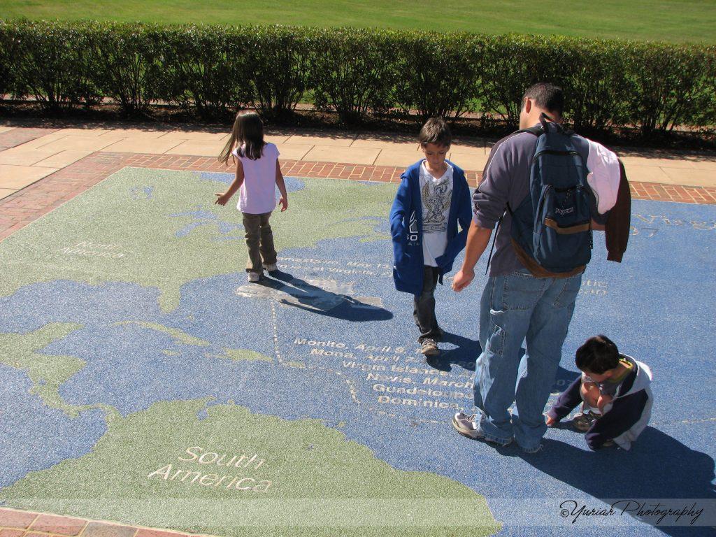 Outdoor Map