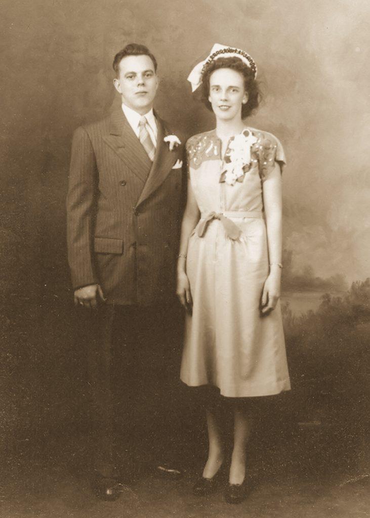 Robert & Bea