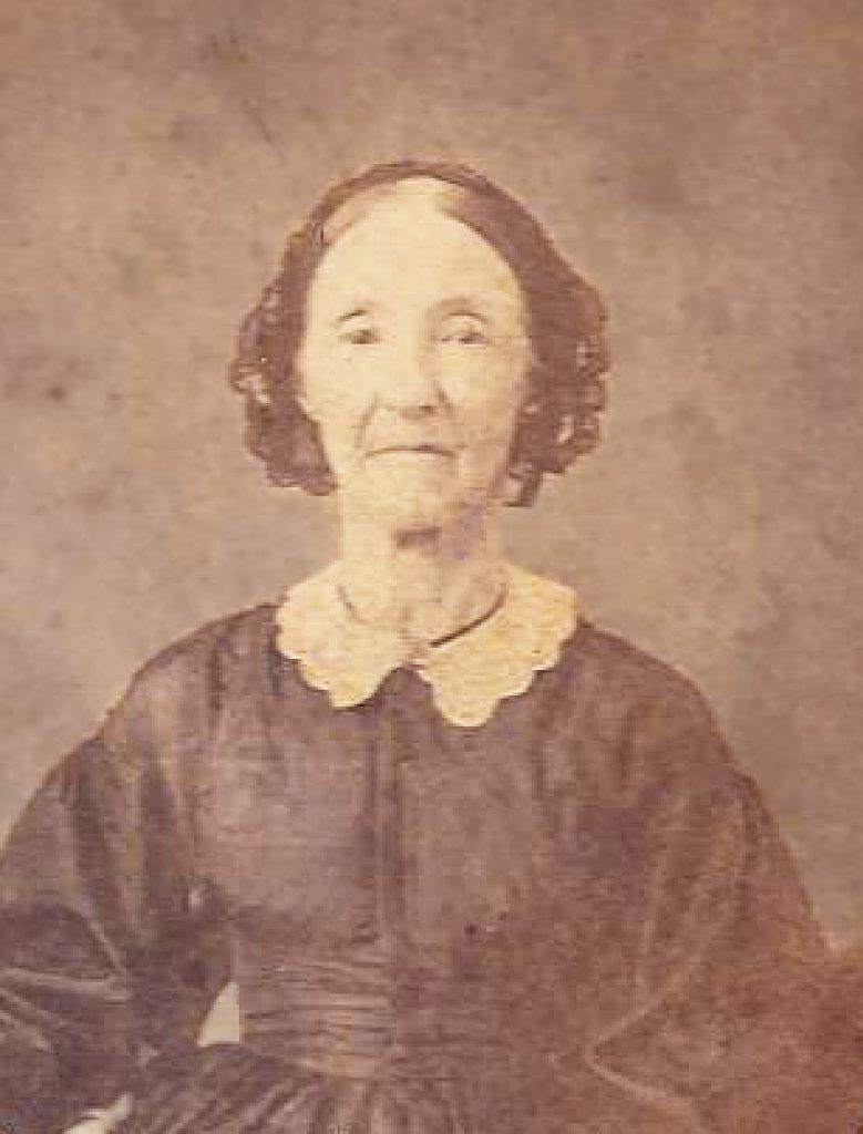Susanna Miller Hardenburg