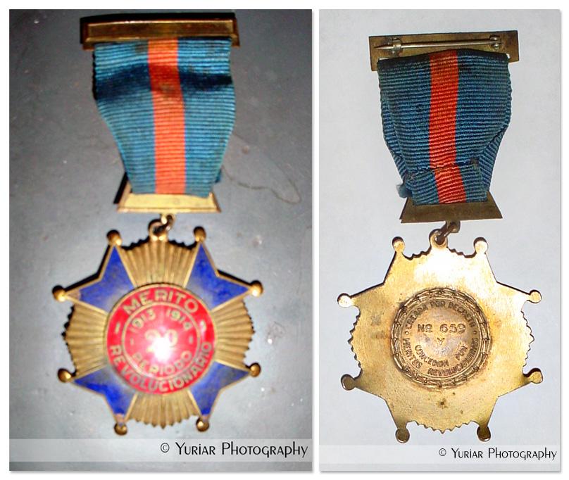 benjamins medal