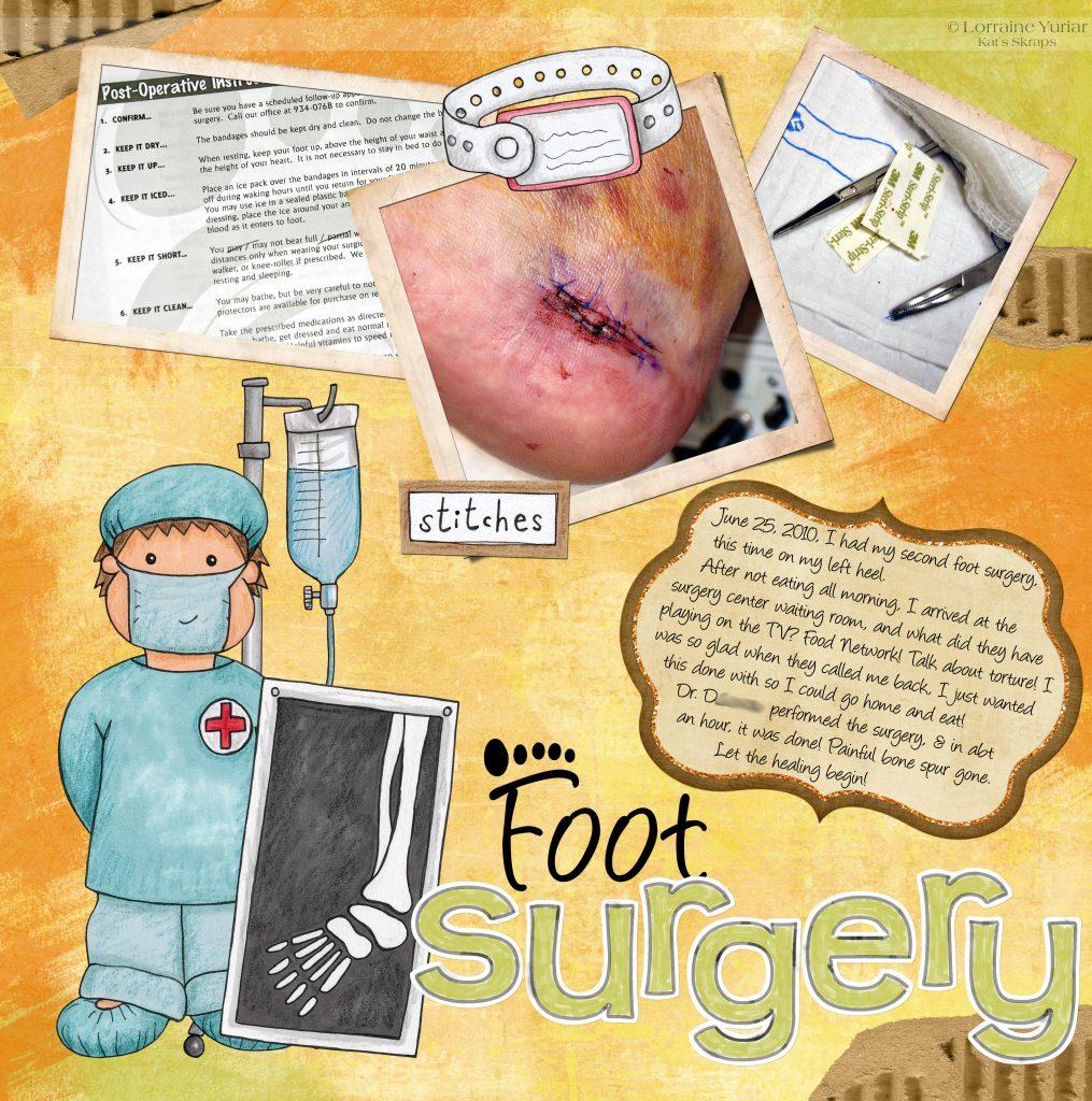 foot surgery 2010 p1